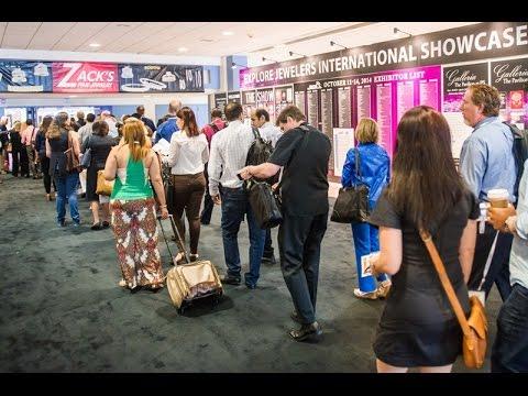 Tour of the JIS Miami Beach Jewelry Trade Shows