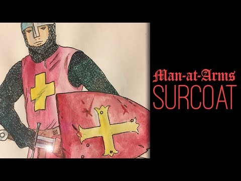 The Man-at-Arms Surcoat