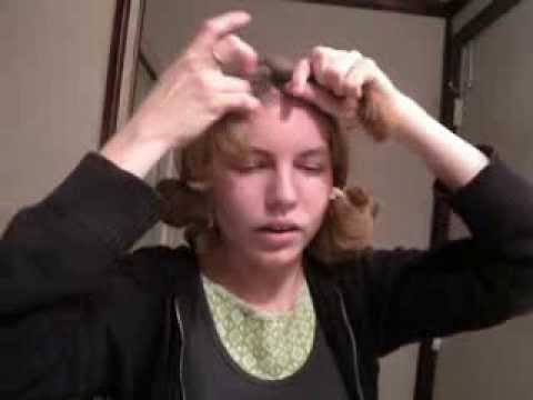 Faith's How To Rag Curlers 2 (Bangs)
