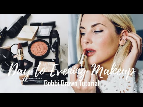 DESK TO DUSK FULL BOBBI BROWN MAKEUP LOOK + 1ST IMPRESSIONS || STYLE LOBSTER
