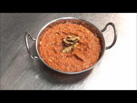 How To Make Muhammara (Capsicum & Walnut Dip)