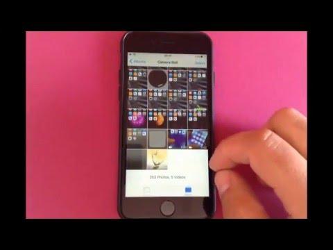Round Folders Glitch - No Jailbreak - iPhone - iPad - iPod . Please Read Description ⬇️