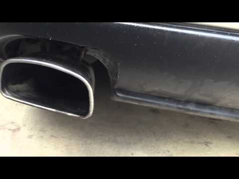 HOLDEN COMMODORE VT EXHAUST STRAIGHT PIPE ®
