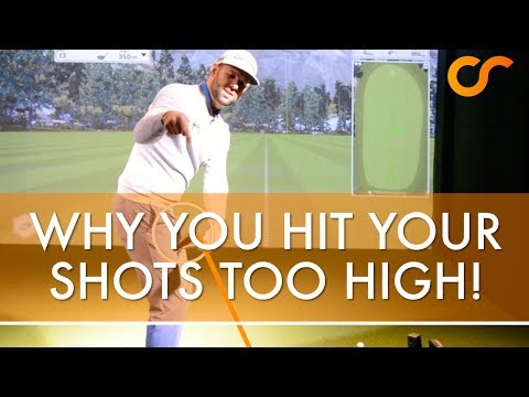 WHY YOUR IRONS SHOTS GO TOO HIGH!