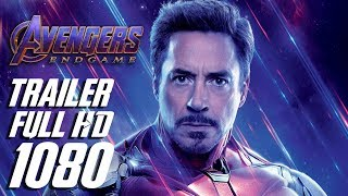 Download AVENGERS ENDGAME Movie 2019 | Final Trailer | Special Look Video