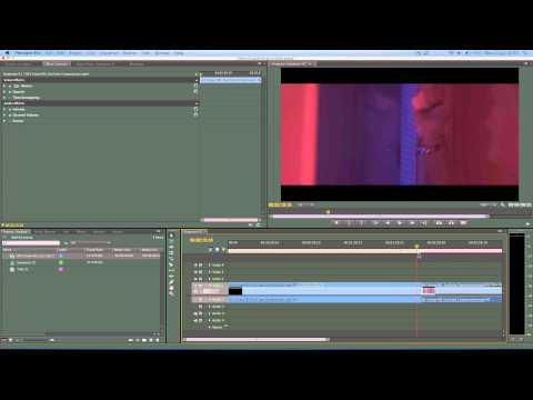 Adobe Premiere: How to Export a Still Frame and create a