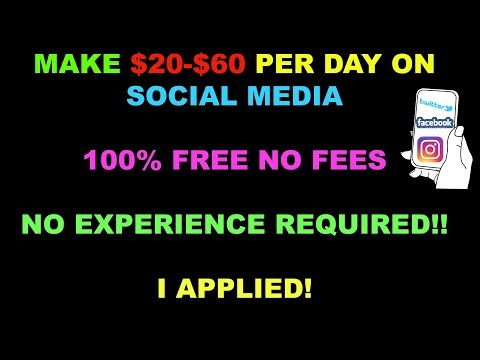 EASIEST Work at Home SIDE JOB EVER! NO Experience, NO Fees, NO Phone $70-$240 Per Week!