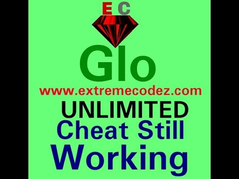 GLO Unlimited free Browsing Cheat Still workiing