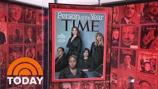 TIME Person Of The Year Revealed: The Silence Breakers   TODAY
