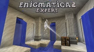 Enigmatica 2: Expert Mode - EP 8   Base stuff & Astral S