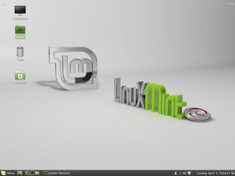 """Linux Mint Debian 201503 """"Betsy"""" 64bit. CINNAMON Desktop."""