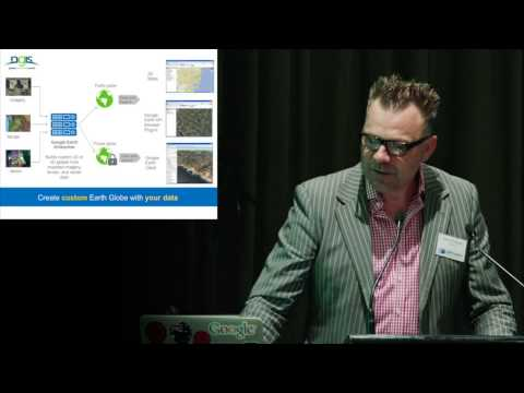 Unlock the value of information assets with Google Earth and Maps
