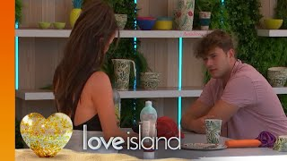FIRST LOOK: Will Maura Make a Move on Curtis? | Love Island 2019