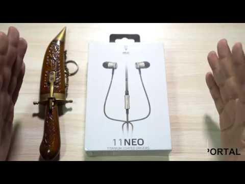 A Premium Earphone for your SmartPhone! | Meze 11 Neo