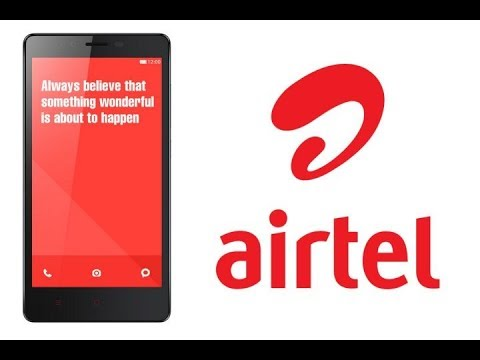 Check Your Data Usage and Calls Details of Postpaid Sim From My Airtel App  (Hindi)