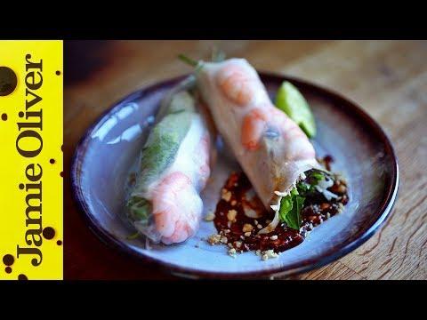Vietnamese Summer Rolls | Uyen Luu