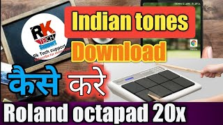 How to download Octapad sound tone and sample free | Music Jinni