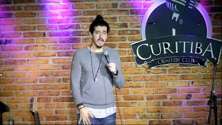 Afonso Padilha  - Eu queria ser gay - Stand-Up Comedy