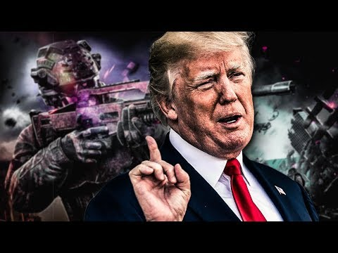 Trump Is Now Blaming Video Games For America's Gun Violence