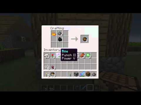 Minecraft- How to make a fire charge!