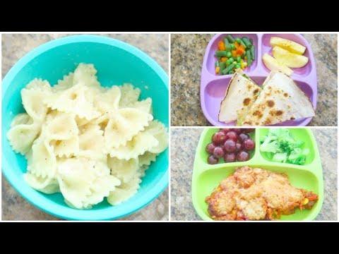 Delicious Dinner Ideas for Kids! 2018