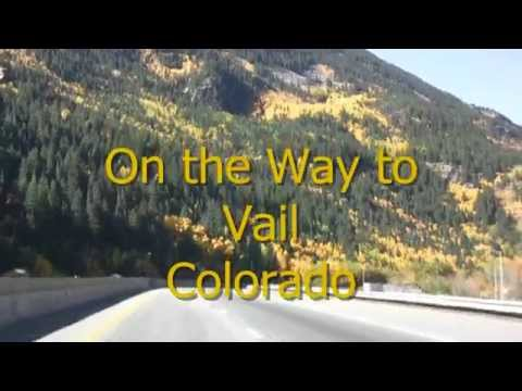 Driving to Vail Colorado, September 25, 2014