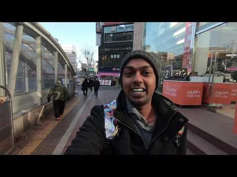 Seoul Vlog 11 - Gangnam, Samsung RnD, Time Square Yeongdeungpo, Hongdae