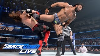 AJ Styles vs. Jinder Mahal: SmackDown LIVE, May 16, 2017