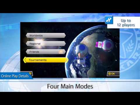 Mario Kart 8 - Generations - Kart vs Bikes - Meet The Muscians ~1080p    p test