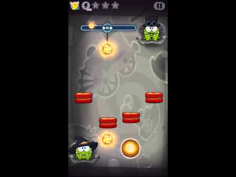 Cut the Rope Time Travel HD - Industrial Age Hints ALL LEVELS - 3 STARS
