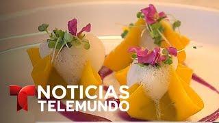 Sabor latino, pero sin ingredientes de origen animal | Noticiero | Noticias Telemundo
