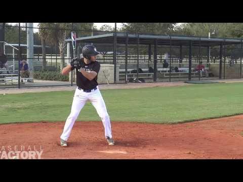 Jose Martinez Baseball Factory National Tryout