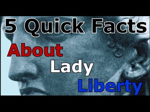 The Statue Of Liberty 5 Little Known Facts