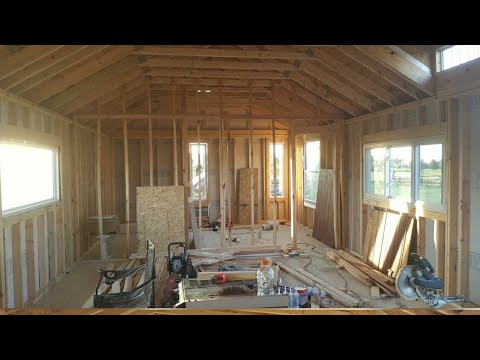 Shed to House 16ft x 50ft  Derksen. Terrell,Tx