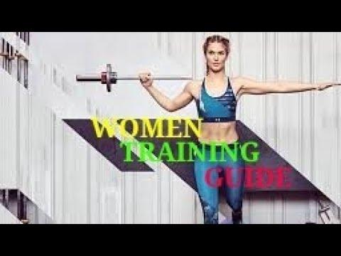 GUIDE TO WOMEN TRAINING - LEAN ARMS , HIPS & LEGS   ARJUN SINGH
