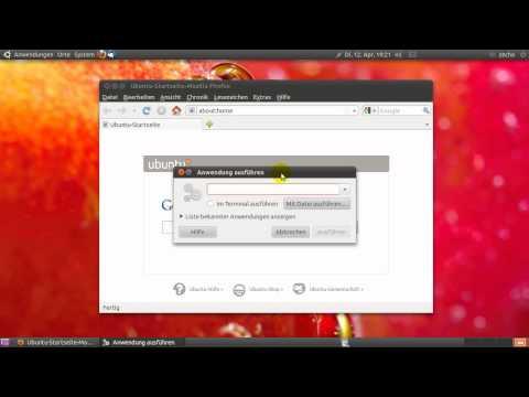 Abgestürzte Programme beenden unter Linux / Ubuntu