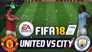 Demostración jugable de FIFA 18 PSG - Manchester City
