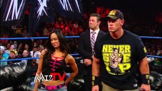"""""""Miz TV"""" with Special Guest John Cena: SmackDown, Nov. 23, 2012"""