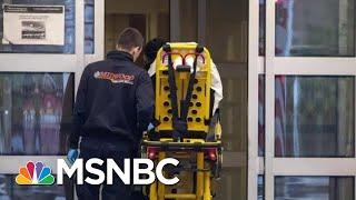 U.S. Overtakes China In Virus Cases; NYC Hospitals Overwhelmed | Morning Joe | MSNBC