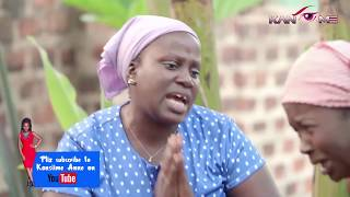 You want to kill me for sure. Kansiime Anne. African comedy.
