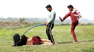 Must Watch New Funny Video 2020_Top New Comedy Video 2021_Try To Not Laugh_Episode 180 By FunKiVines