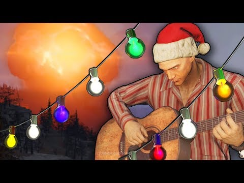Fallout 76: A dilemma (also happy holidays and sorry about not uploading in over a year)