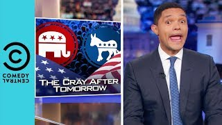 Midterm Madness Sweeps America   The Daily Show With Trevor Noah