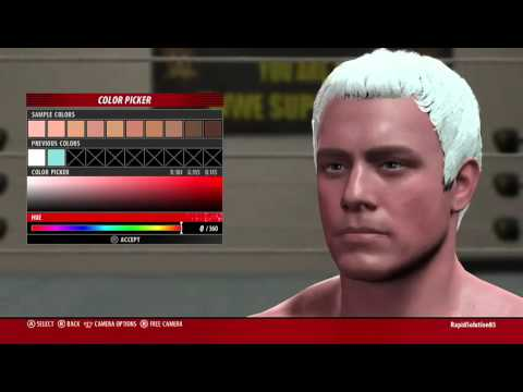 WWE 2K16-My Carrier the making