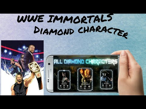 HOW TO GET PLATINUM CHARACTER , UNLIMITED PLATINUM AND GOLD WWE IMMORTALS(NO ROOT REQUIRED)