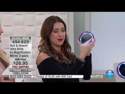 HSN   Beauty Innovations featuring Daisy Fuentes 09.21.2016 - 04 PM