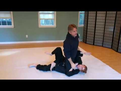 Demo of Self Defense Kali Jeet Kune Do - Flow Training Wilmington NC