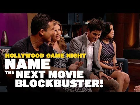 Hollywood Game Night: Next Blockbuster? | GSN