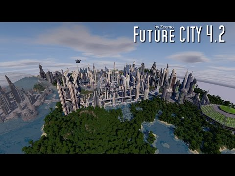 Minecraft - Future City [4.2] Enemy at our gates