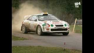 1996 Rallye Semperit Schwarz Toyota Celica